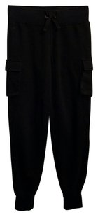 Ralph Lauren Children Machine Washable Elastic Athletic Pants Black