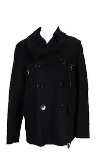 Ralph Lauren 510ihh05nhh05 Solid Womens Jacket Pea Coat