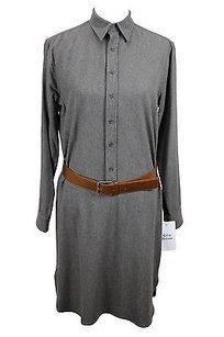 Ralph Lauren short dress gray Womens on Tradesy
