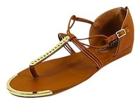 Rampage Good Womens brown Sandals