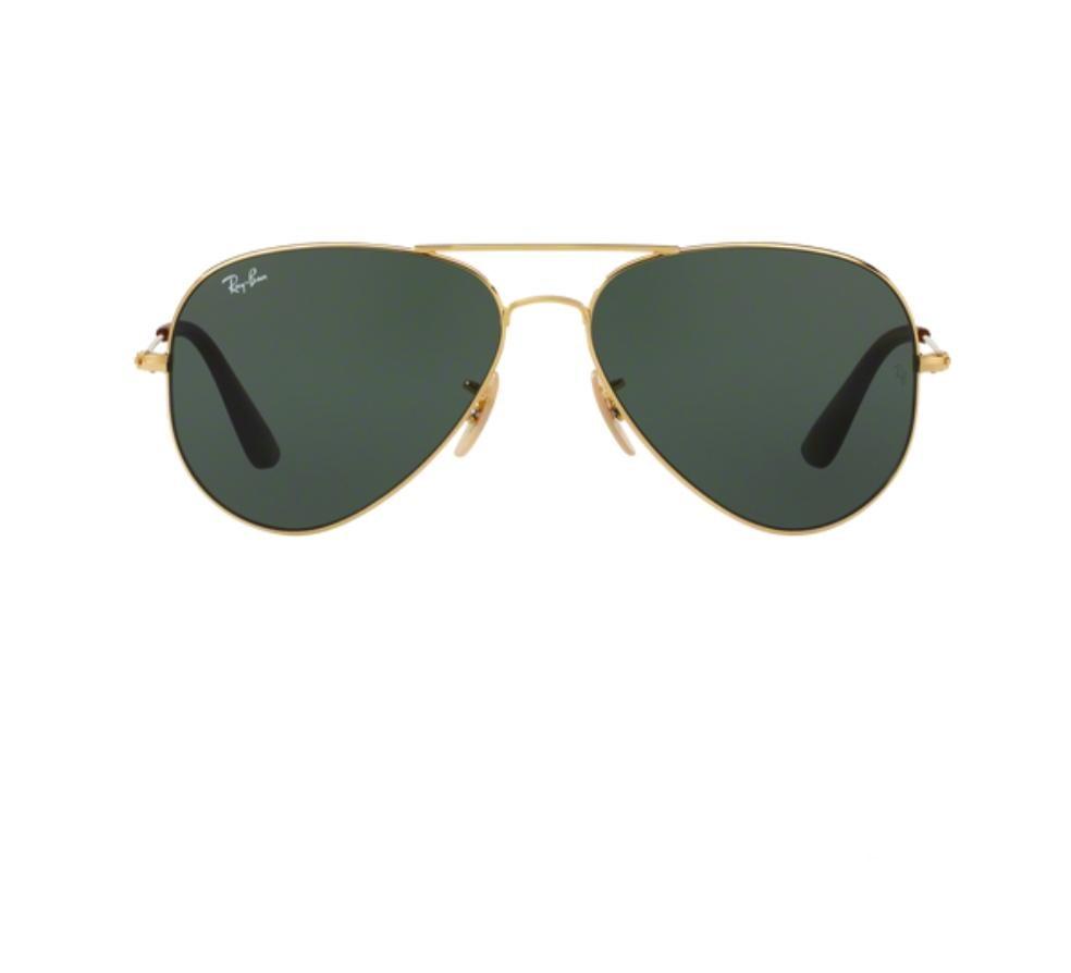 Ray-Ban RB3558 Sonnenbrille Gold 001/71 58mm Tlfzi