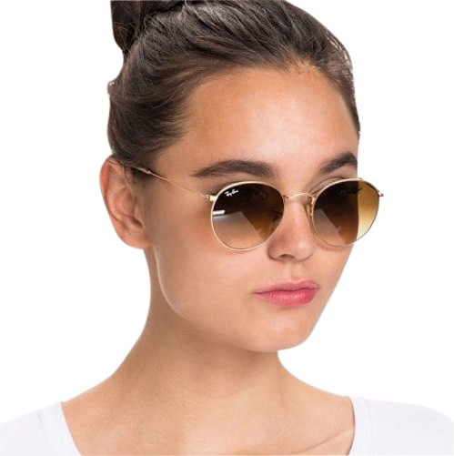 best ray ban sunglasses for round face
