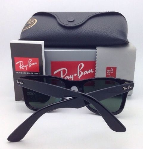 ray ban 2140 wayfarer polarized  Ray-Ban New Polarized Sunglasses RB 2140 901/58 50-22 WAYFARER ...