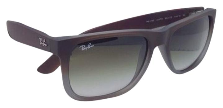 rb4165 q0oo  Ray-Ban New Ray-Ban Sunglasses JUSTIN RB 4165 854/7Z 51-