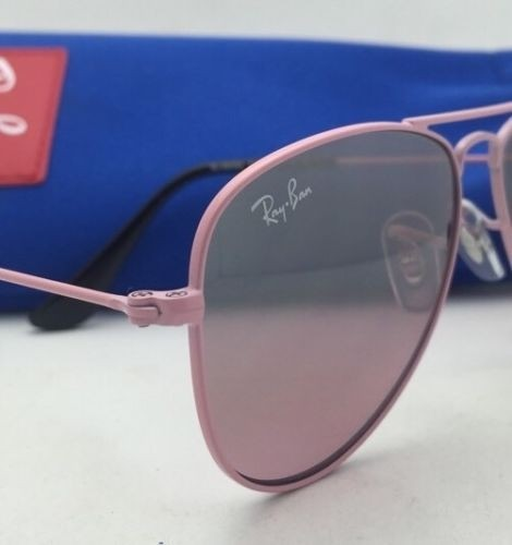 f526d2672a1aa ... 9506s 50mm sunglasses fdec7 5043f  new style ray ban rj 9506 s 211 7e  pink w silver mirror junior collection kids