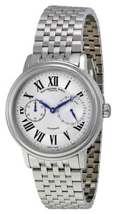 Raymond Weil RAYMOND WEIL Maestro Automatic Silver Dial Stainless Steel Date Men's Watch