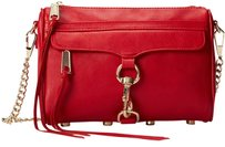 Rebecca Minkoff Leather Shopping Cross Body Bag