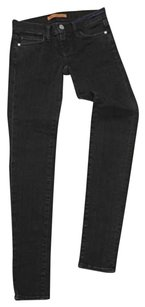 Rebecca Minkoff Bleeker Skinny Black Denim Pants Rt Skinny Jeans