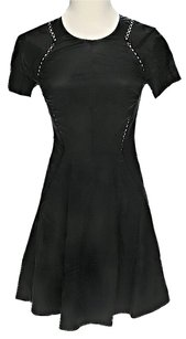 Rebecca Taylor short dress Black Skater on Tradesy