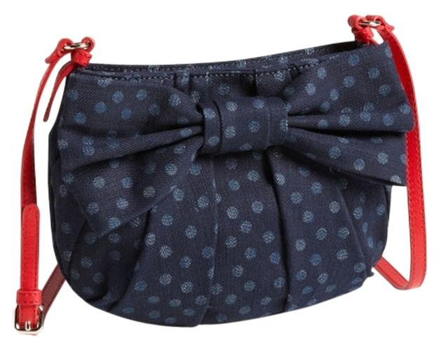 Red Valentino polka dots crossbody bag 4K02I