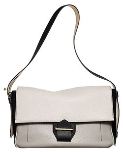 Reed Krakoff Color-blocking Classic Leather Chic Casual Shoulder Bag