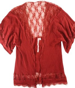 Reformed Red Xs Ss Top