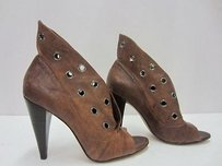 Report Signature Brown Browns Boots