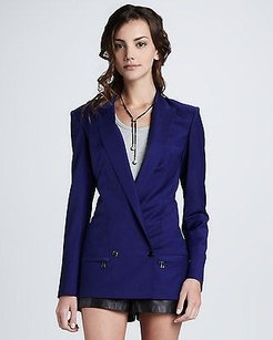 Robert Rodriguez Bright Royal Purple Jacket
