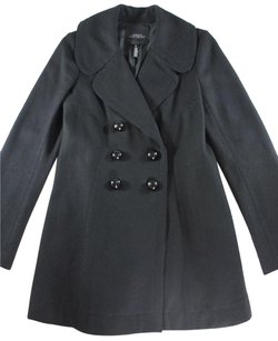 Robert Rodriguez Black Blend Pea On Coat