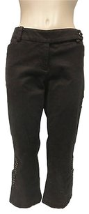 Robert Rodriguez Brown Capri/Cropped Pants Browns
