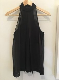 Robert Rodriguez Top Black