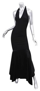 Black Maxi Dress by Roberto Cavalli Ball Gown
