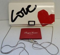 Roger Vivier Love Heart Cross Body Bag