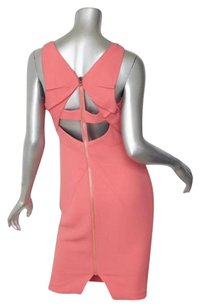 Roland Mouret Womens Back Cutout Sleeveless Cocktail Dress