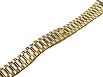 Rolex Ladys President Watch Band For Rolex Day-date In 18k Yellow Gold Mm Grams