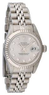 Rolex ROLEX DATEJUST ORIGINAL DIAMOND LADIES' WATCH