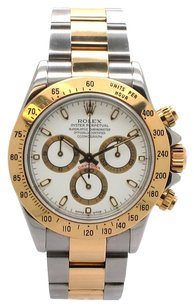 Rolex Rolex Daytona Cosmograph 116523 18K Yellow Gold and Steel Men's Watch