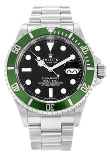 Rolex ROLEX SUBMARINER 16610T STAINLESS STEEL MEN'S WATCH