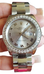 Rolex Rolex ladies Datejust Oyster perpetual PRE-OWN