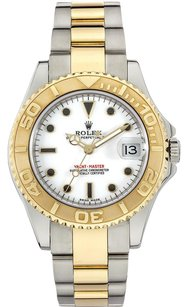 Rolex Rolex Men's Two-Tone Yacht-Master Watch 168623