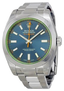 Rolex Rolex Oyster Perpetual Milgauss Watches 116400GV