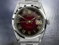 Rolex Rolex Oysterdate Precision 6694 Manual Stainless Steel Red Dial C.1959 Rx5031