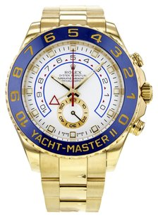 Rolex Rolex Yacht-Master II 44mm 116688 18K Yellow Gold Men's Watch RLXYM2Y11