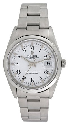 Preload https://item2.tradesy.com/images/rolex-silver-oyster-perpetual-date-stainless-steel-white-dial-men-s-watch-2759296-0-0.jpg?width=440&height=440