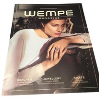 Rolex Wempe watches jewelry magazine catalog