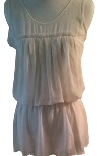 Romeo & Juliet Couture Top Off White