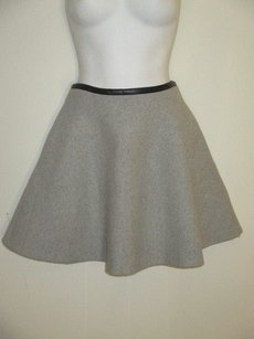 Sachin + Babi Dove Mini Skirt grey black