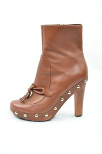 Saint Laurent Yves Womens Browns Boots