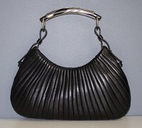 Saint Laurent Yves Ysl Quilted Leather Mombasa Nwd Rare Hobo Bag