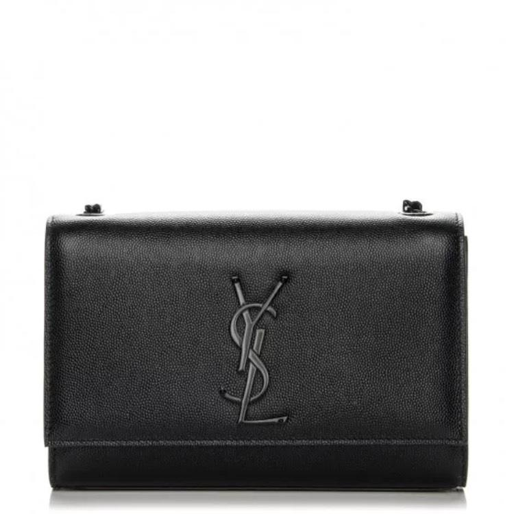 Kate small leather cross-body bag Saint Laurent ah9KdiMA