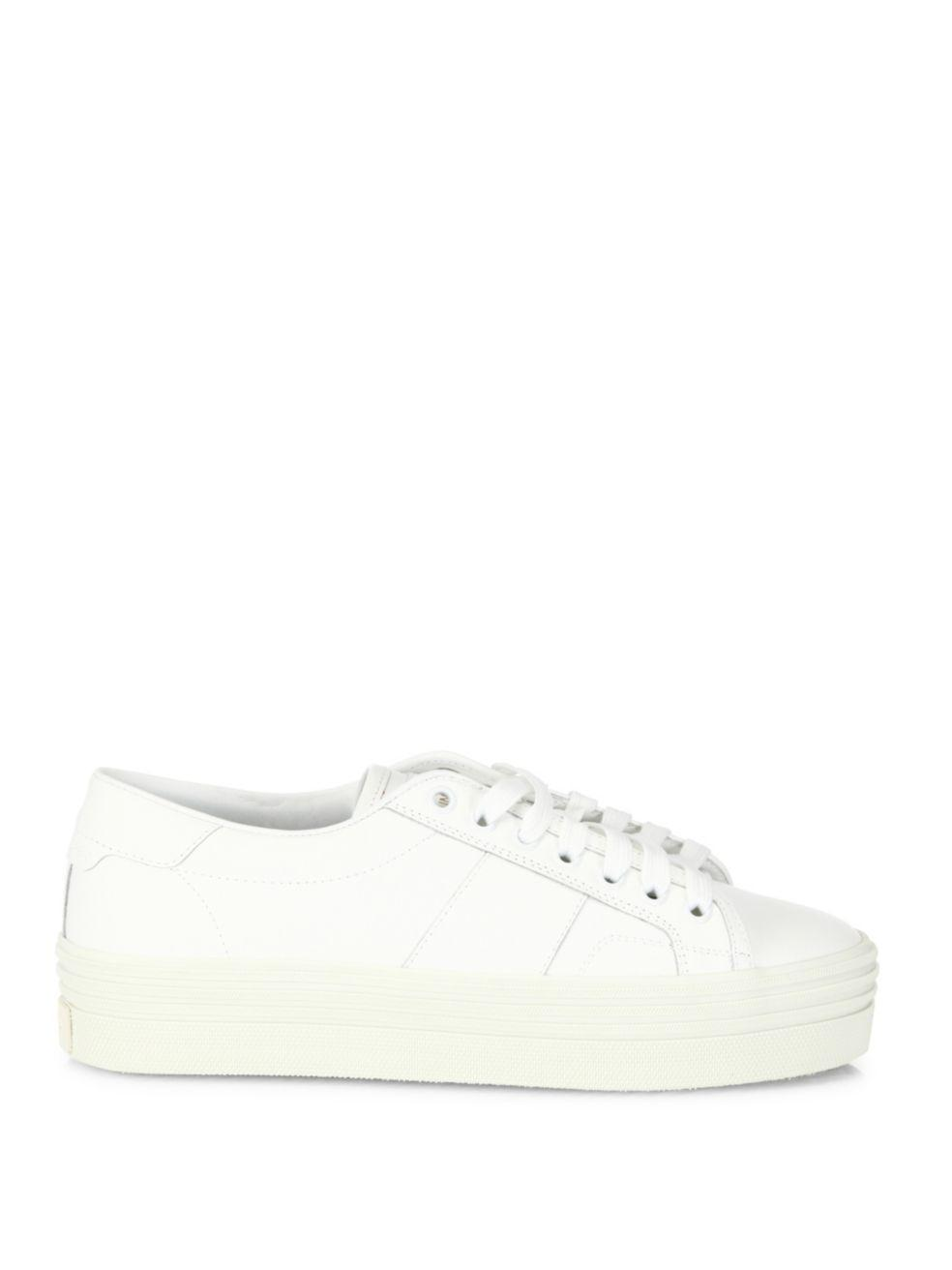 Saint Laurent Court Classic Low-Top Sneakers w/ Tags amazing price online buy cheap really cheap amazon sale tumblr discount with paypal 2o7oh