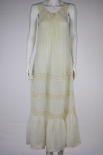 Saks Fifth Avenue short dress Beige Womens on Tradesy