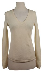 Saks Fifth Avenue Womens Cashmere Knit Shirt Sweater