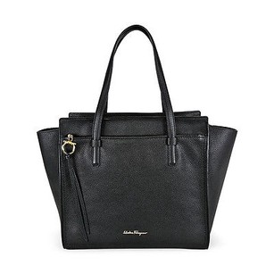 Salvatore Ferragamo Amy Leather Tote