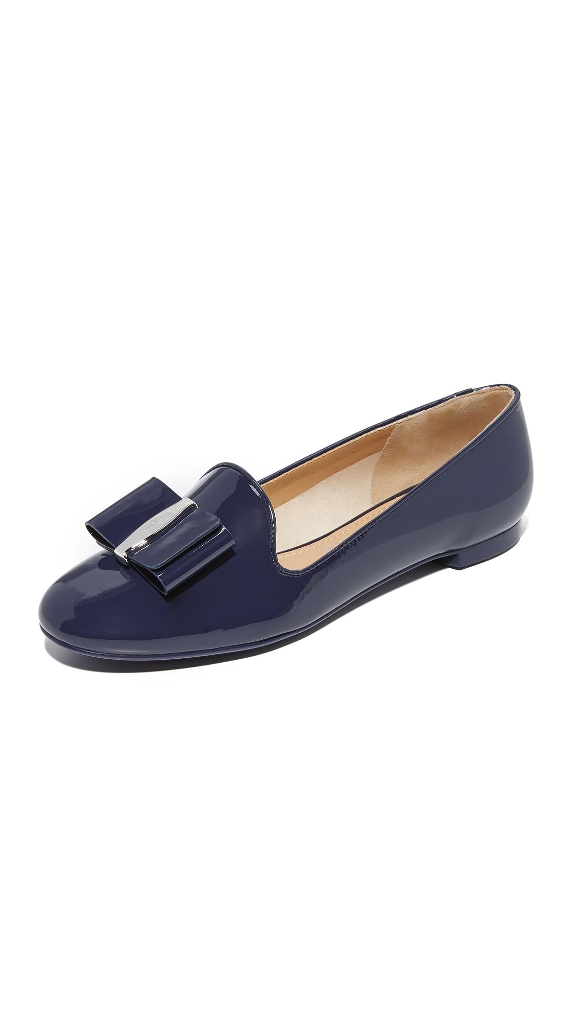 hot sale online Salvatore Ferragamo Elisabel Patent Flats classic cheap online buy cheap for cheap fast delivery supply for sale AMETOf8cUu