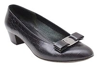 Salvatore Ferragamo Classics Black Pumps