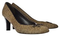 Salvatore Ferragamo Womens Brown Pumps