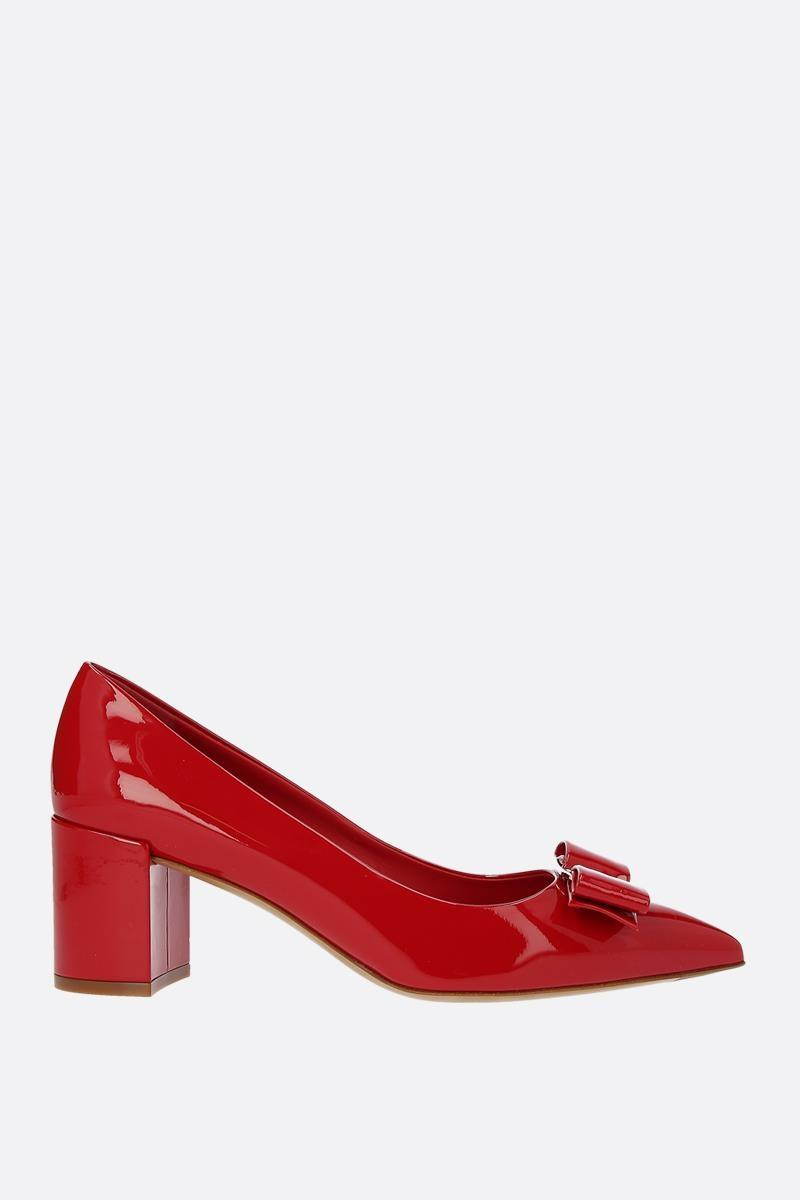 Low Price Online For Sale Discount Sale pointed Alice pumps - Red Salvatore Ferragamo 6cRblVIp