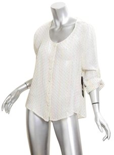 Sam & Lavi Pastel Metallic Top