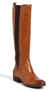 Sam Edelman Paradox Tall Riding Brown Boots